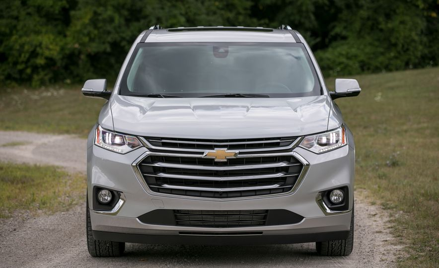 2018 Chevrolet Traverse - Slide 11