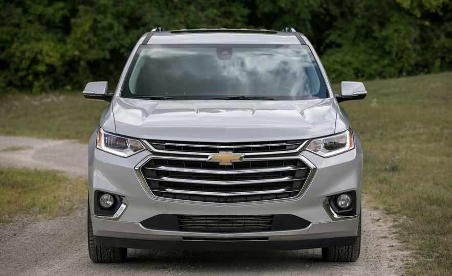 2018 Chevrolet Traverse - Slide 12