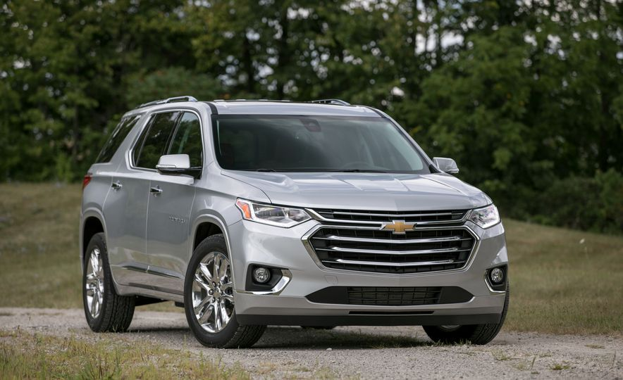 2018 Chevrolet Traverse - Slide 13
