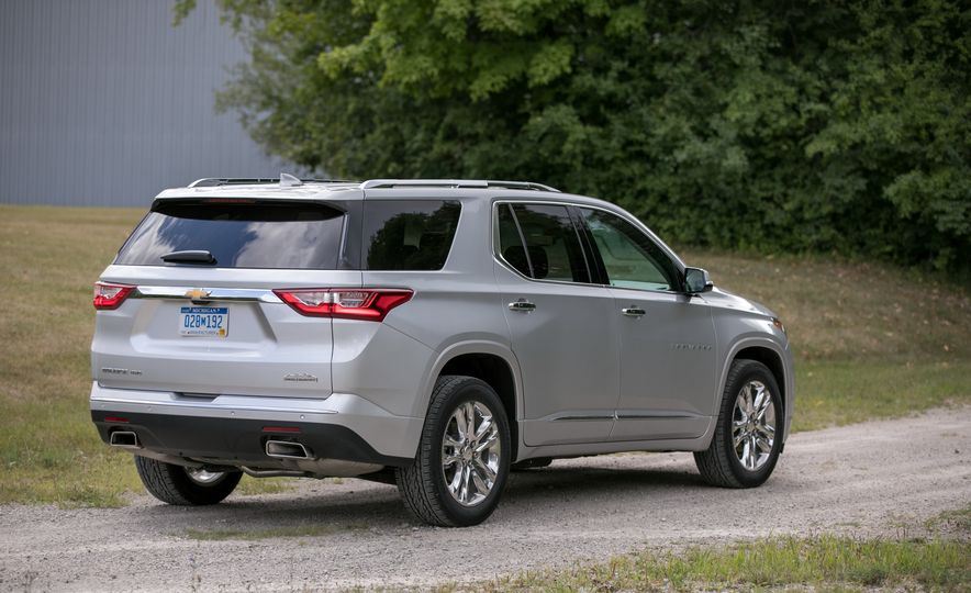 2018 Chevrolet Traverse - Slide 17