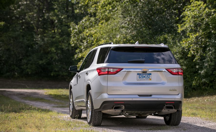 2018 Chevrolet Traverse - Slide 19