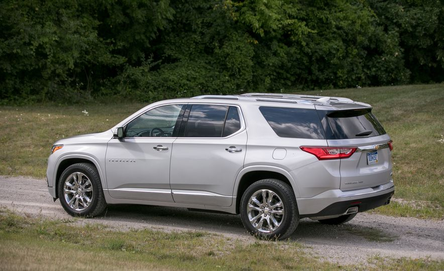 2018 Chevrolet Traverse - Slide 21