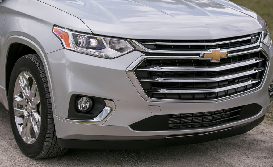 2018 Chevrolet Traverse - Slide 22