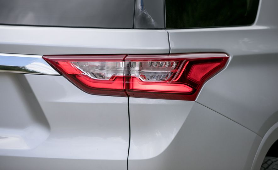 2018 Chevrolet Traverse - Slide 34