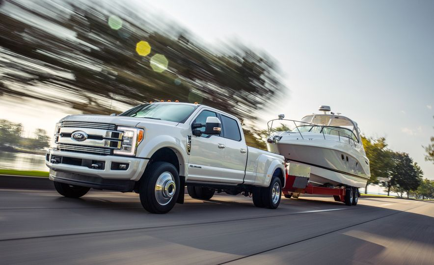 2018 Ford F450 Super Duty Limited - Slide 1