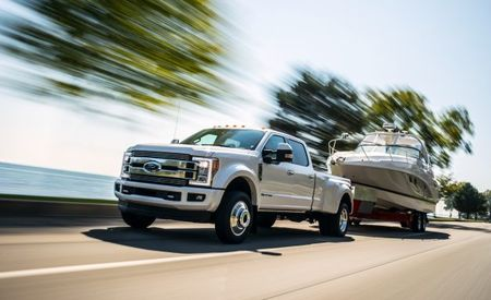 Ford Introduces F-series Super Duty Limited, with a Price as Big as Texas