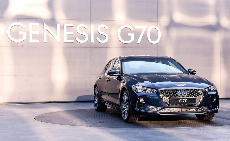 2019 Genesis G70 (Korea-spec) - Slide 60