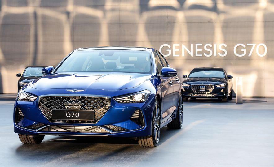 2019 Genesis G70 (Korea-spec) - Slide 64