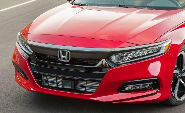 View 43 Photos 2018 Honda Accord 2 0t Sport