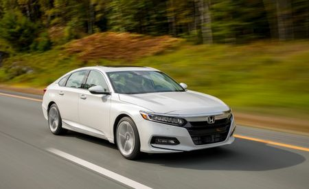 2018 Honda Accord Starts at $24,445, Offers Manual Transmission with Both Engine Options!
