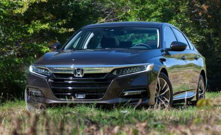 2018 Honda Accord Hybrid Chops More Than $4K from Price