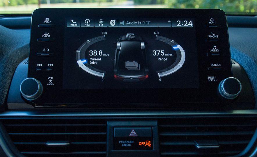 2018 Honda Accord hybrid - Slide 8