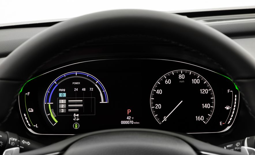 2018 Honda Accord hybrid - Slide 24