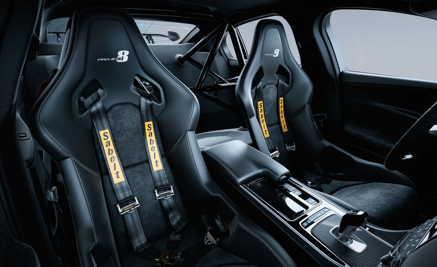 2018 Jaguar XF Sportbrake - Slide 23