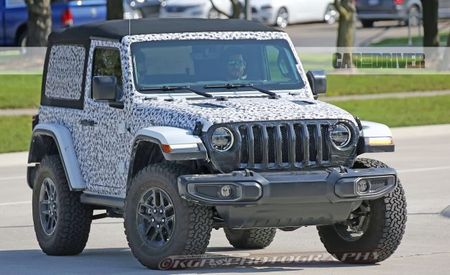 The Best Look Yet at the New Jeep Wrangler JL Two- and Four-Door