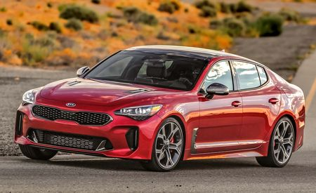 The Cost of Being Stung: Kia Stinger Expected to Start at Less Than $33,000