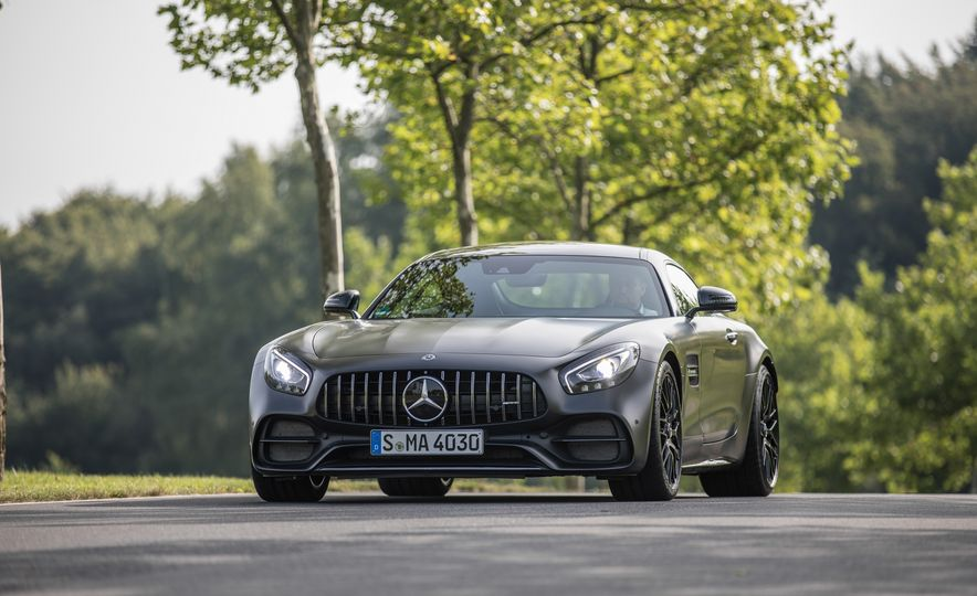 2018 Mercedes-AMG GT C Edition 50 coupe - Slide 7