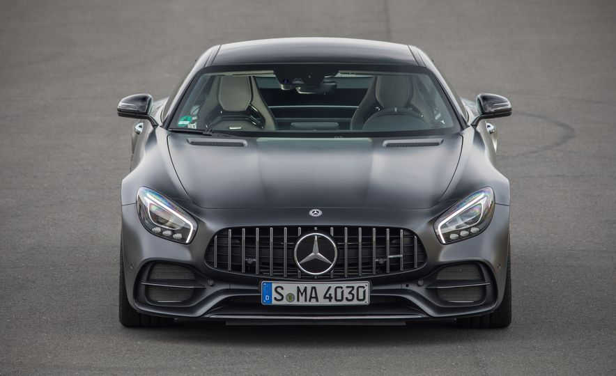 2018 Mercedes-AMG GT C Edition 50 coupe - Slide 15