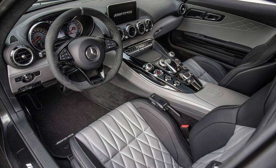 2018 Mercedes-AMG GT C Edition 50 coupe - Slide 29