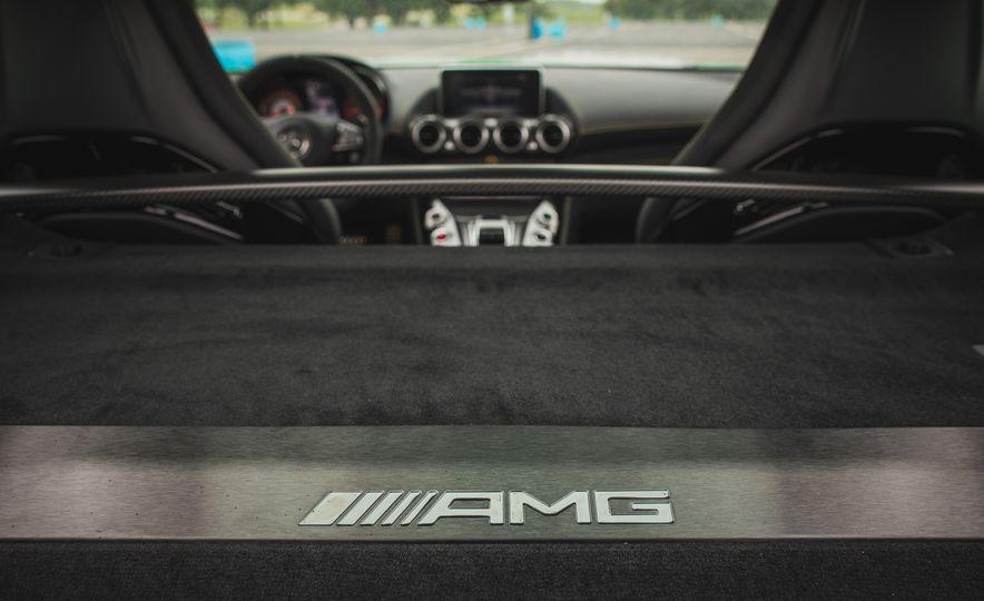 2018 Mercedes-AMG GT R - Slide 93