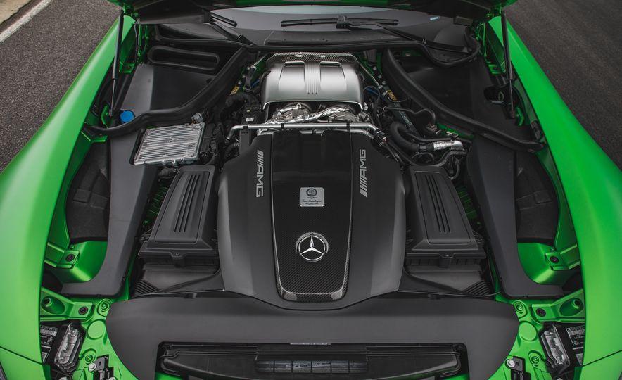 2018 Mercedes-AMG GT R - Slide 94