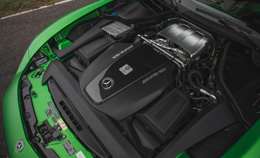 2018 Mercedes-AMG GT R - Slide 95