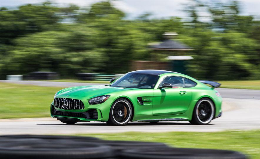 2018 Mercedes-AMG GT R - Slide 98