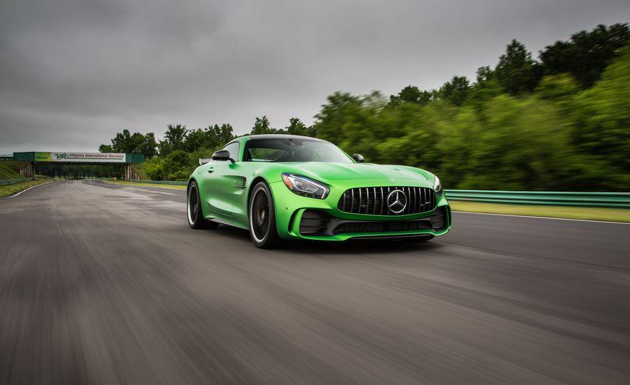2018 Mercedes-AMG GT R - Slide 102
