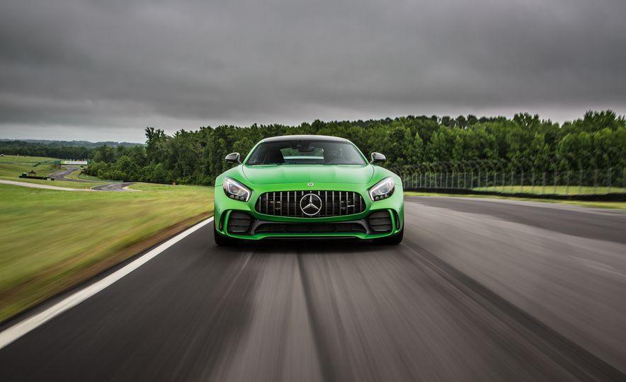 2018 Mercedes-AMG GT R - Slide 103