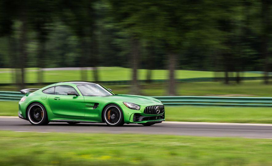 2018 Mercedes-AMG GT R - Slide 113