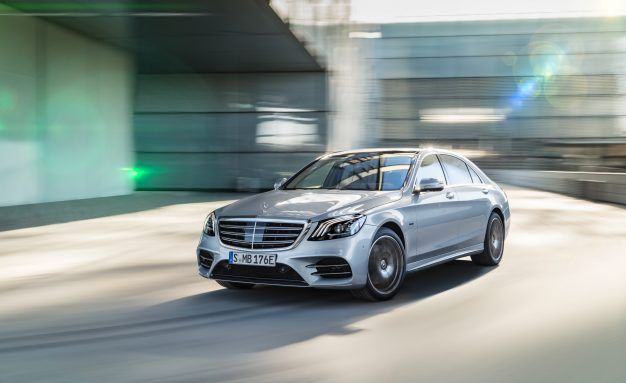 Mercedes-Benz S560e Plug-In Hybrid: The Electrified S-class Sedan with Confusing Badging