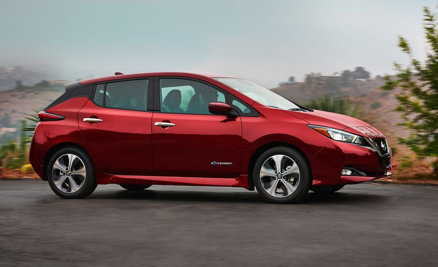 2018 Nissan Leaf - Slide 4