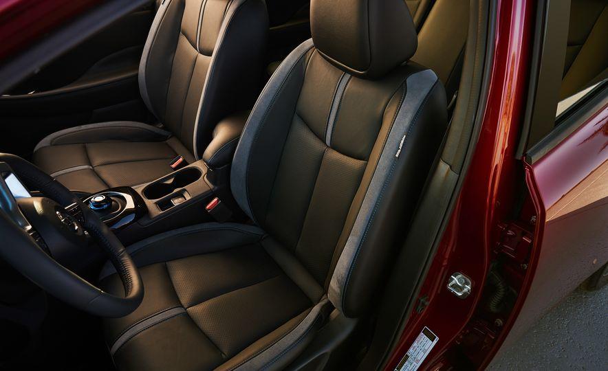 2018 Nissan Leaf - Slide 8