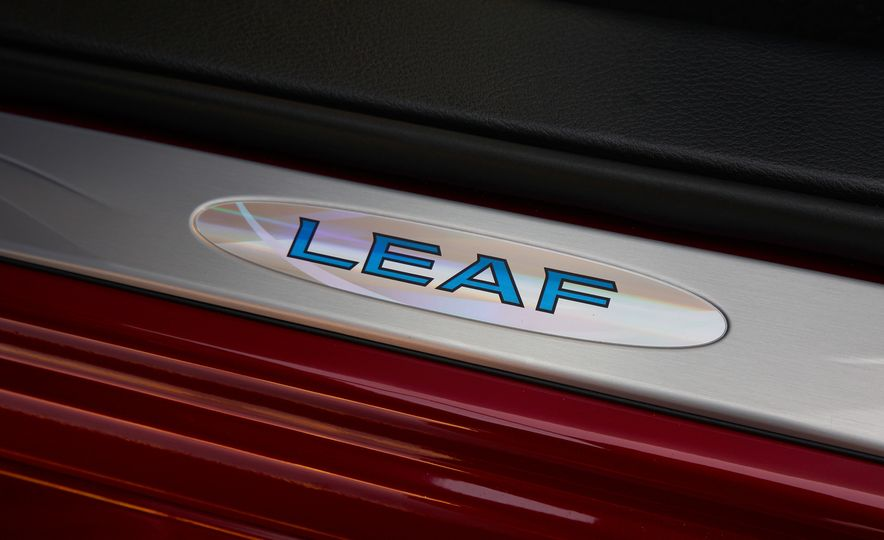 2018 Nissan Leaf - Slide 31