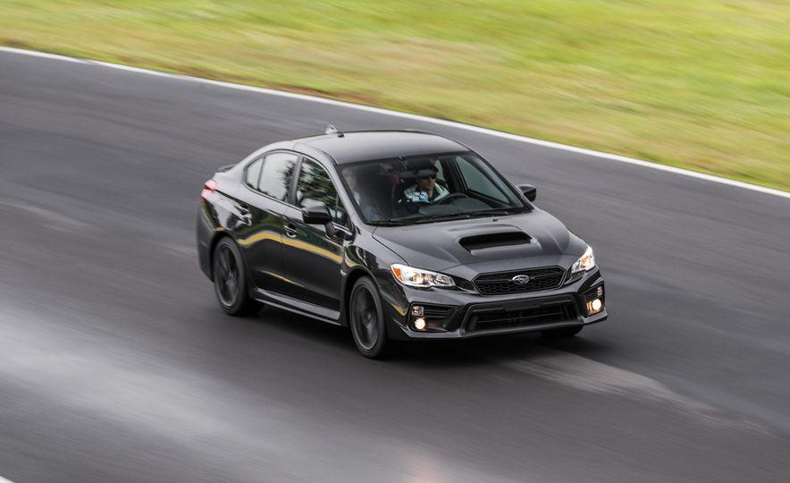 2018 Subaru WRX with Performance Package - Slide 1