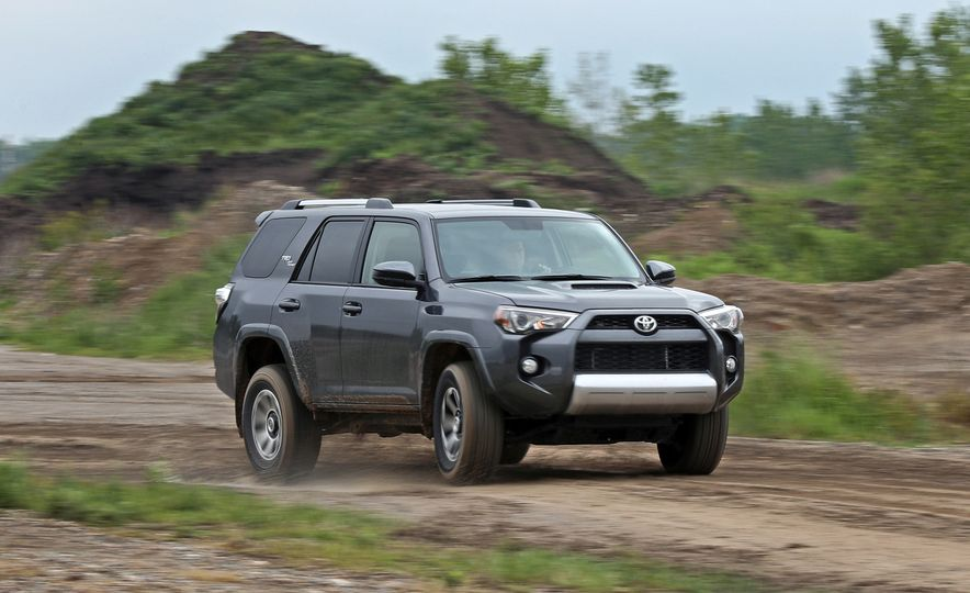 2017 Toyota 4Runner - Slide 2