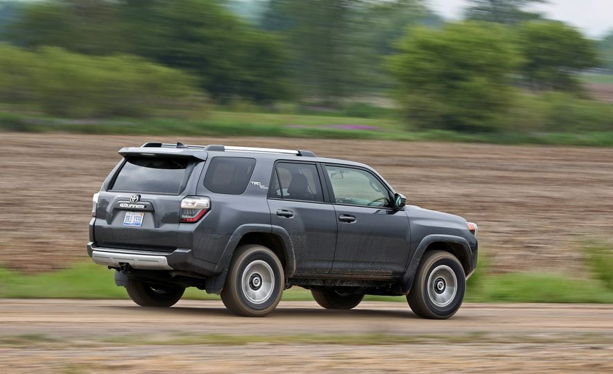 2017 Toyota 4Runner - Slide 5