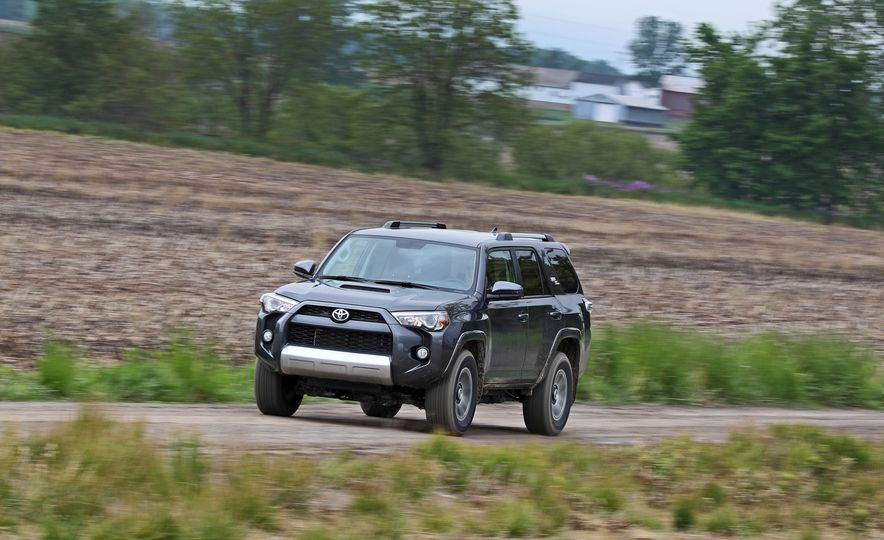 2017 Toyota 4Runner - Slide 6
