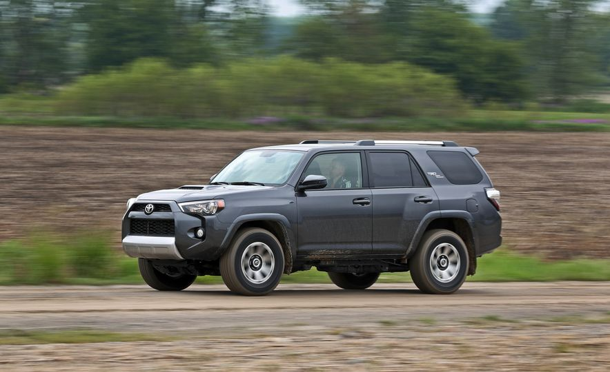 2017 Toyota 4Runner - Slide 7