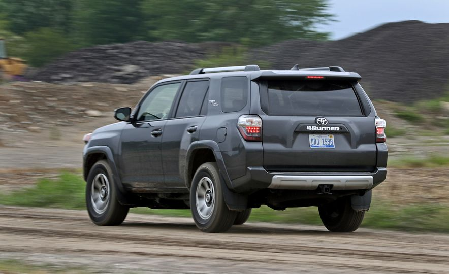 2017 Toyota 4Runner - Slide 10