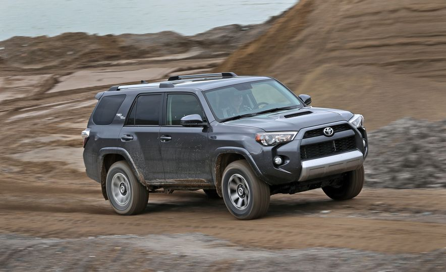 2017 Toyota 4Runner - Slide 11