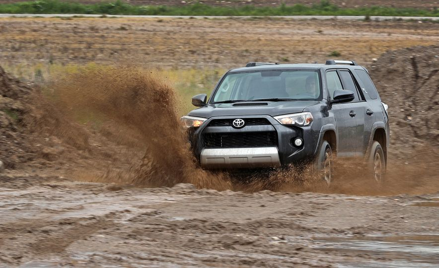 2017 Toyota 4Runner - Slide 13