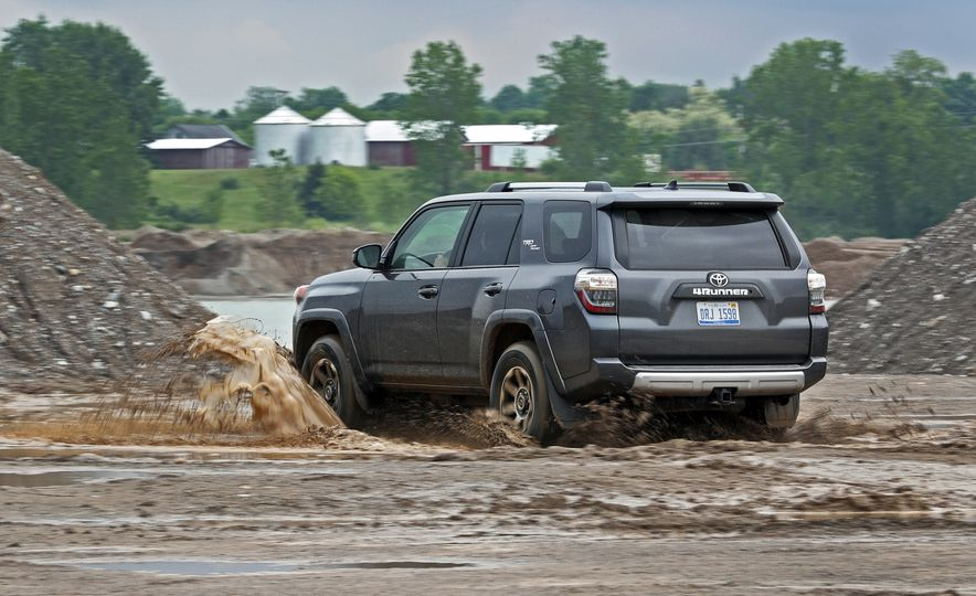 2017 Toyota 4Runner - Slide 15
