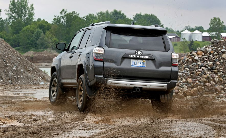 2017 Toyota 4Runner - Slide 16