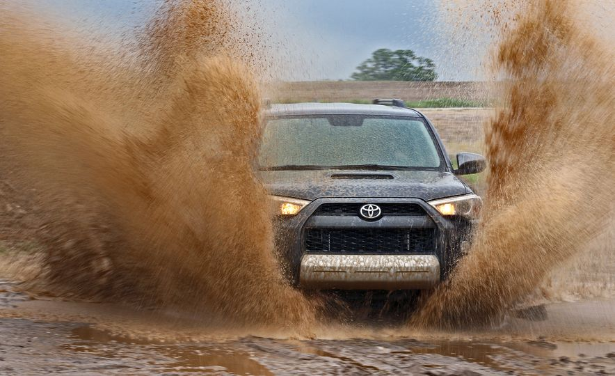 2017 Toyota 4Runner - Slide 17
