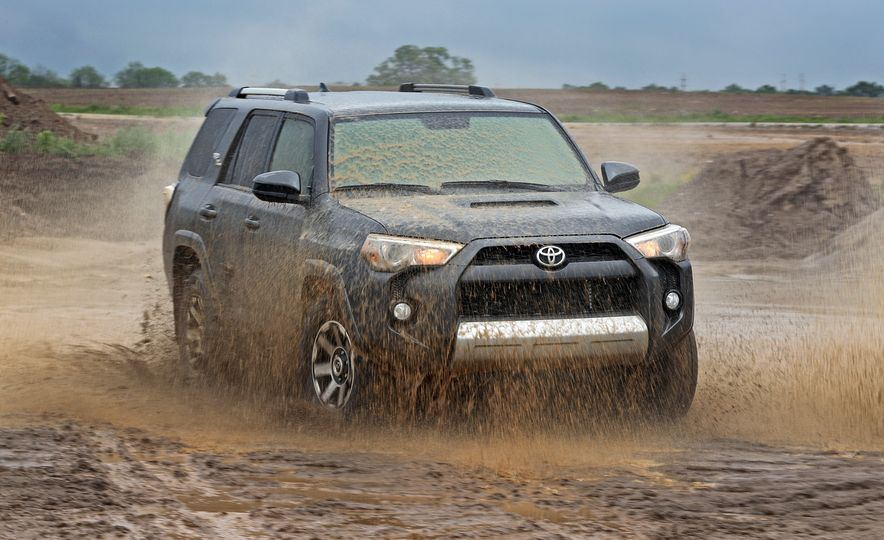 2017 Toyota 4Runner - Slide 18