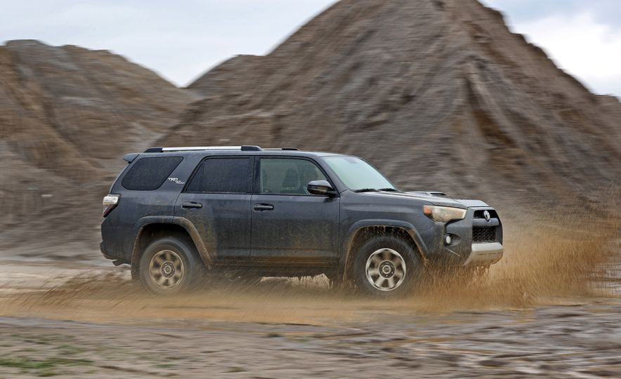 2017 Toyota 4Runner - Slide 19