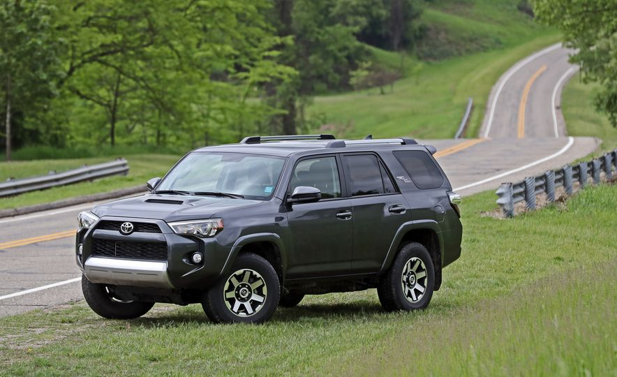 2017 Toyota 4Runner - Slide 23