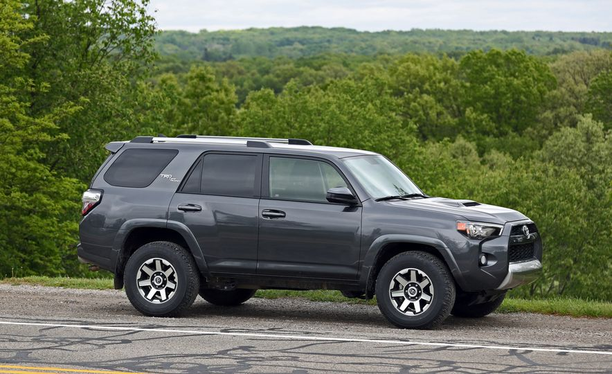 2017 Toyota 4Runner - Slide 25