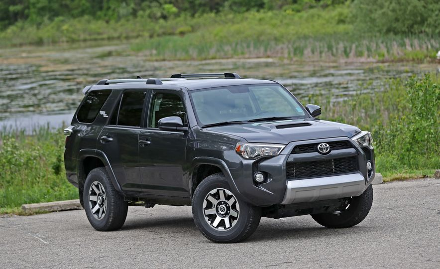 2017 Toyota 4Runner - Slide 26